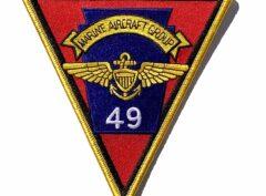 Marine Aircraft Group MAG-49 - No Hook & Loop