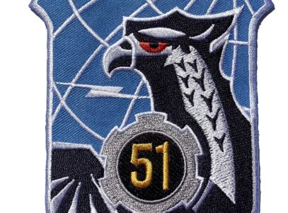 Republic of Vietnam Air Force 51st Tactical Wing Patch