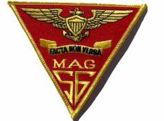 Marine Aircraft Group MAG-56 - No Hook & Loop