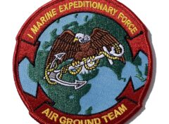 1st MEF Air Ground Team-No Hook and Loop