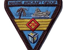 Marine Air Group 26 MAG-26- No Hook & Loop