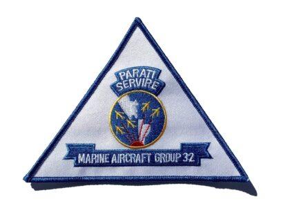 Marine Air Group MAG-32- No Hook & Loop
