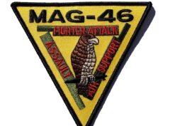 Marine Aircraft Group MAG-46 - No Hook & Loop