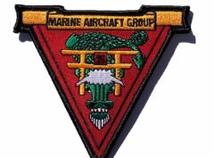 Marine Air Group MAG-16- No Hook & Loop