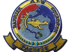 Airborne Early Warning Barrier Squadron Pacific Patch