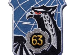 Republic of Vietnam Air Force 63rd Tactical Wing Patch