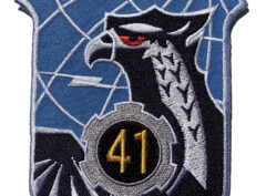 Republic of Vietnam Air Force 41st Tactical Wing Patch