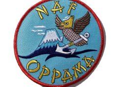 NAF Oppama Patch -No Hook and Loop