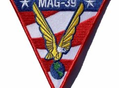 Marine Aircraft Group MAG-39 Friday Patch