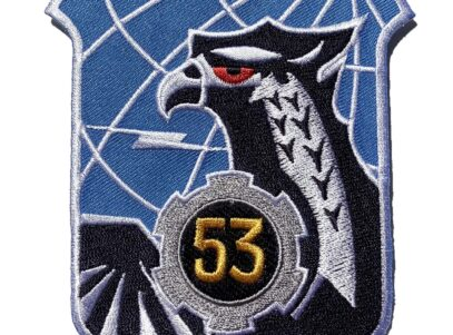 Republic of Vietnam Air Force 53rd Tactical Wing Patch