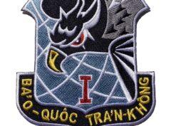Republic of Vietnam Air Force (RVNAF) 1st Air Division Patch