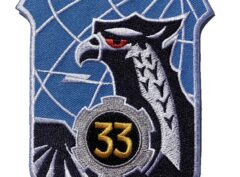 Republic of Vietnam Air Force 33rd Tactical Wing Patch