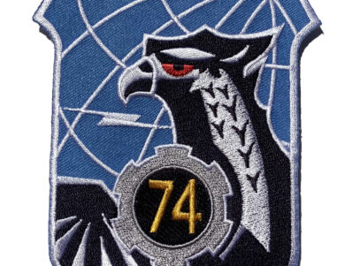 Republic of Vietnam Air Force 74th Tactical Wing Patch