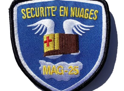 Marine Air Group MAG-25- No Hook & Loop