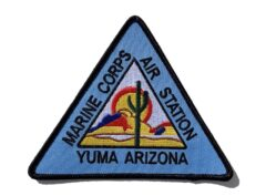 MCAS Yuma Patch – No Hook and Loop