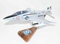 VMFA-212 LANCERS 1976 F-4J Model