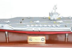USS George H.W. Bush CVN-77 Aircraft Carrier Model