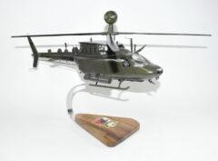 7th Squadron 17th Cavalry Squadron OH-58 Model