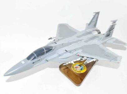 186th Fighter Squadron Vigilantes 2011 F-15C Model
