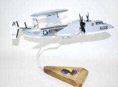 VAW-127 Sea Bats (USS Coral Sea 1985) E-2C Model