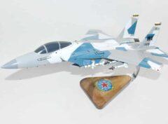 65th Aggressor Squadron Nellis AFB 2012 F-15 Model