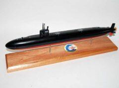 USS Los Angeles (SSN-688) Submarine Model