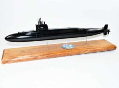 USS Sam Rayburn SSBN-635 Submarine Model