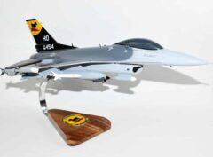 8th Fighter Squadron Black Sheep F-16 Model
