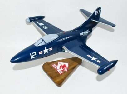 VMF-232 Red Devils 1953 F9F Panther model