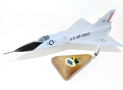 325th Fighter Wing (Tyndell) F-106 Model