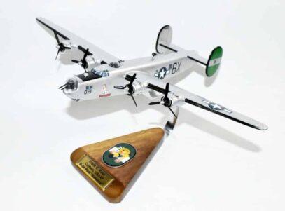 491st BG, 854 BS Suzanne B-24L Model