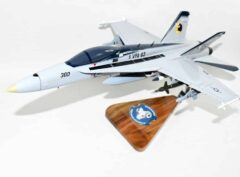 VFA-83 Rampagers USS Eisenhower 2012 F/A-18C Model