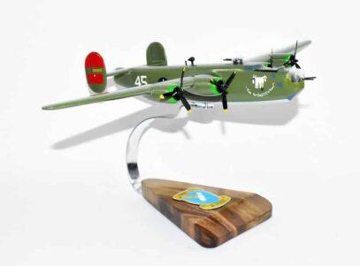 766th Bomb Squadron B-24H Model