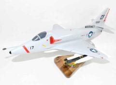 VMA-211 Wake Island Avengers 1968 A-4B Model