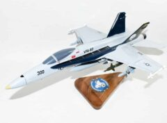 VFA-83 Rampagers USS EISENHOWER 2007 F/A-18C Model