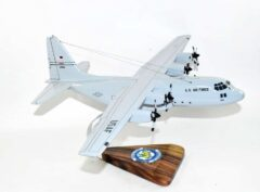 37th Airlift Squadron Blue Tail Flies 1993 C-130E Model