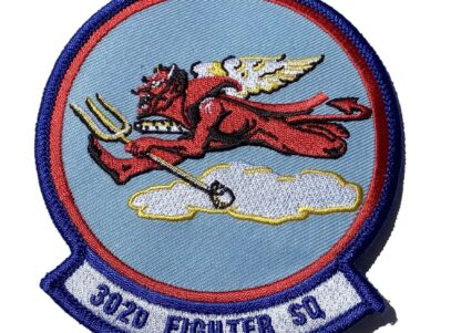 302nd Fighter Squadron Patch - Sew On
