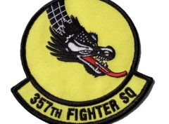 357th Fighter Squadron Dragons Patch - Sew On
