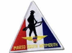 MARTD South Weymouth Patch – No Hook & Loop