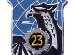 Republic of Vietnam Air Force 23rd Tactical Wing Patch