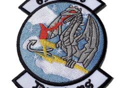69th TFS Dragons Patch