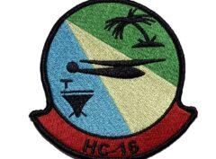 HC-16 Bullfrogs Patch – No Hook & Loop