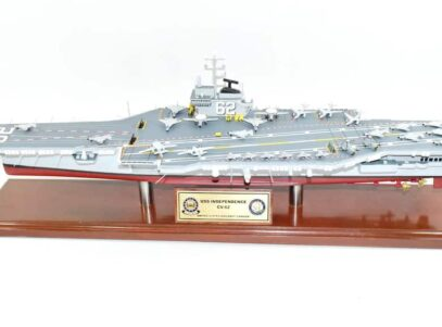 USS Independence CV-62 Aircraft Carrier Model
