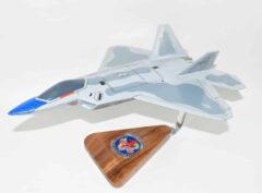 192d Maintenance Squadron VA ANG F-22 Model