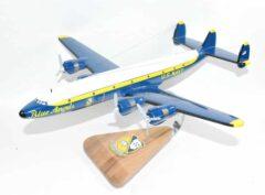 Blue Angels 1970 C-121 Model