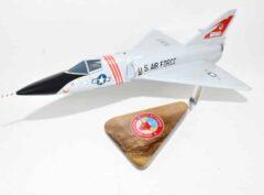 87th FIS RED BULLS Bicentennial Tyndall 1976 F-106A Model