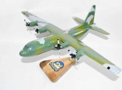 39th Tactical Airlift Squadron Pope 1987 C-130E Model