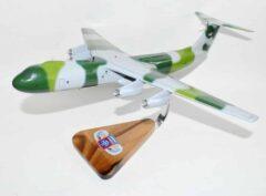 82nd Airborne Division Camo C-141B Model