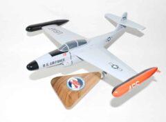 123rd FIS Redhawks F-89 Model