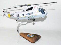 HS-17 Neptune's Raiders USS Coral Sea 615 SH-3 Model